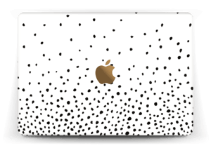 Sort regn Skin MacBook 12""