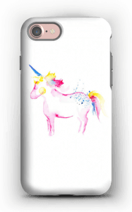 Be a Unicorn deksel IPhone 7 tough