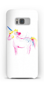 Be a Unicorn deksel Galaxy S8