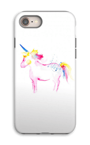 Be a Unicorn deksel IPhone 8 tough