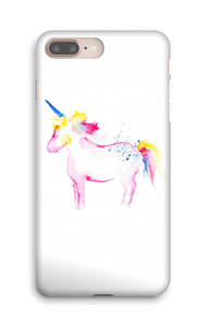 Be a Unicorn deksel IPhone 8 Plus