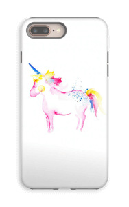 Be a Unicorn deksel IPhone 8 Plus tough