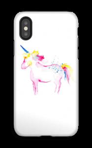 Be a Unicorn deksel IPhone X tough