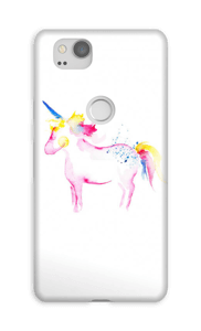 Be a Unicorn deksel Pixel 2
