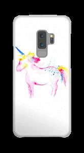 Be a Unicorn deksel Galaxy S9 Plus