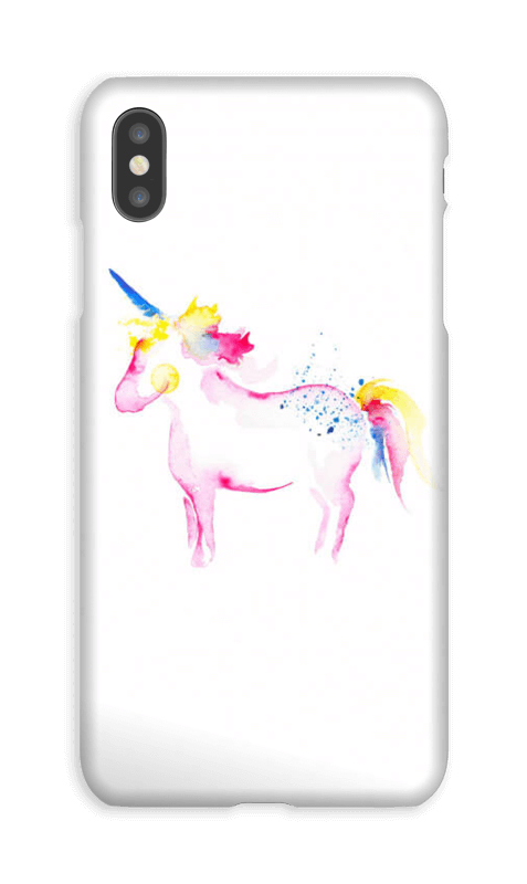 Be a Unicorn deksel IPhone XS Max