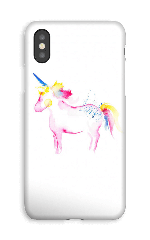 Be a Unicorn deksel IPhone XS