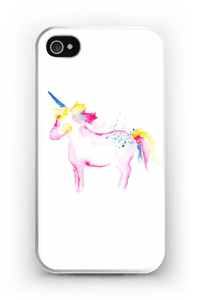 Be a Unicorn deksel IPhone 4/4s