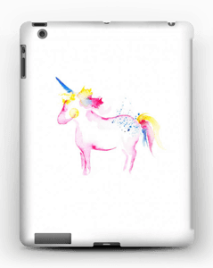 Be a Unicorn kuoret IPad 4/3/2