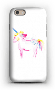 Be a Unicorn deksel IPhone 6 tough