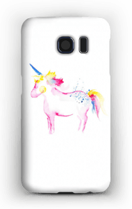 Be a Unicorn deksel Galaxy S6
