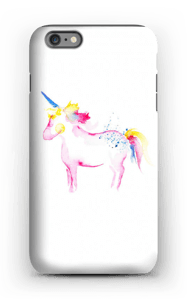 Be a Unicorn deksel IPhone 6 Plus tough