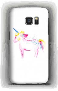Sei ein Einhorn Handyhülle Galaxy S7