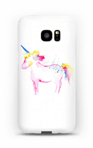 Unicorn case Galaxy S7 Edge