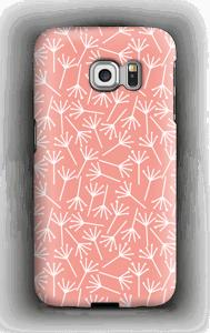 Koralli kuoret Galaxy S6 Edge
