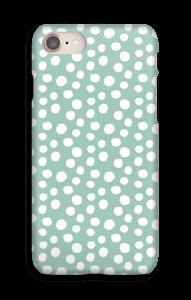 Lunares Azul funda IPhone 8