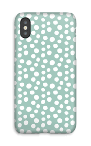 Dot case IPhone X