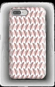 Pink Foliage  case IPhone 7 Plus tough