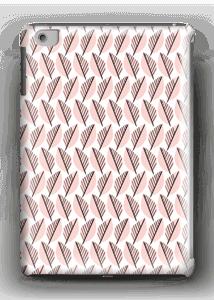 Pink Foliage case IPad mini 2