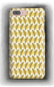 Yellow Foliage case IPhone 7 Plus