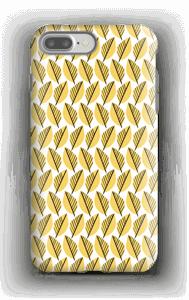 Feuillage jaune Coque  IPhone 7 Plus tough