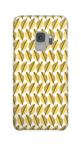 Yellow Foliage case Galaxy S9