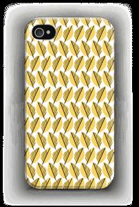 Feuillage jaune Coque  IPhone 4/4s