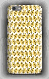 Feuillage jaune Coque  IPhone 6s