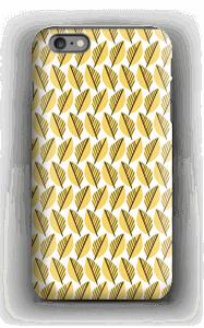 Feuillage jaune Coque  IPhone 6 Plus tough