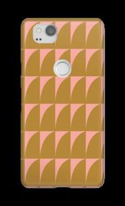 Ruudut kuoret Pixel 2