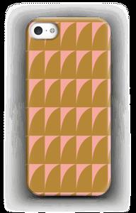 Ruudut kuoret IPhone SE