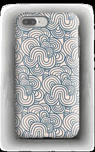 Squiggles  case IPhone 7 Plus tough