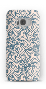 Squiggles  case Galaxy S8