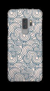 Squiggles  case Galaxy S9 Plus