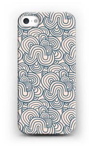 Squiggles  case IPhone 5/5S