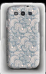 Roosat käyrät kuoret Galaxy S3