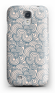 Squiggles  case Galaxy S4
