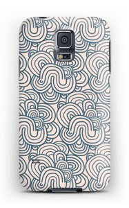 Squiggles  case Galaxy S5