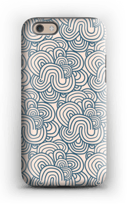 Squiggles  case IPhone 6 tough
