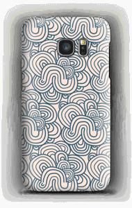 Roosat käyrät kuoret Galaxy S7