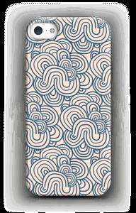 Squiggles  case IPhone SE
