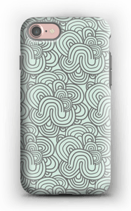 Squiggle  case IPhone 7 tough