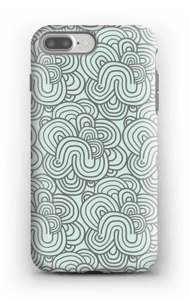 Squiggle  case IPhone 7 Plus tough