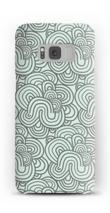 Squiggle  case Galaxy S8