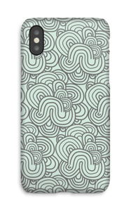 Meandro Mint funda IPhone X