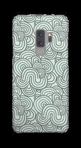Squiggle  case Galaxy S9 Plus