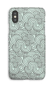 Squiggle  case IPhone XS