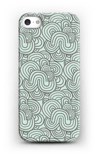 Squiggle  case IPhone 5/5S
