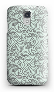 Squiggle  case Galaxy S4