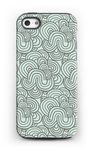 Squiggle  case IPhone 5/5s tough